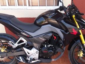 Moto Honda Cb 190 A Inyección