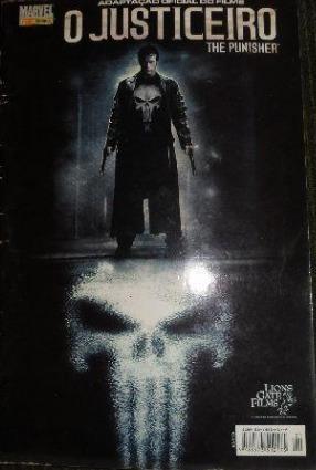 Revista Punisher (o Justiceiro) Filme Frete Gratis