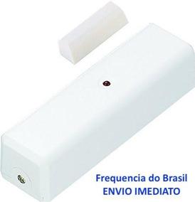 Sensor De Porta E Janela Sem Fio (z-wave, Zwave, Automação)