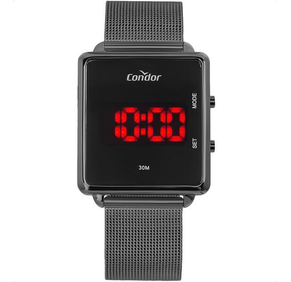 Relógio Feminino Condor Digital Cojhs31bac/4c