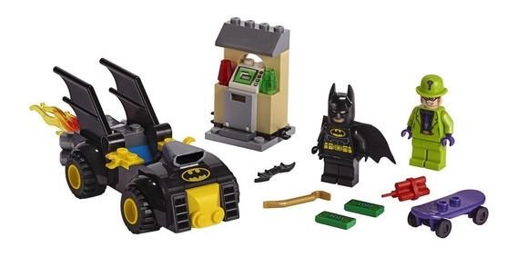 Lego Super Heroes Dc Comics - Batman: Roubo Do Charada