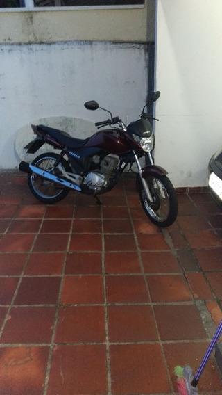Honda Cg Titan 150 Esd Flex 2012