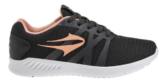 Zapatillas Topper Strong Pace Neg/nar De Mujer
