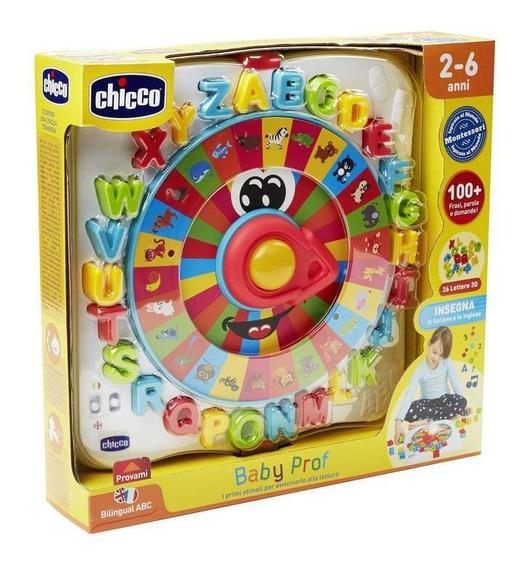 Brinquedo Bilíngue Chicco Roda-roda Educativa