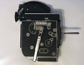 Filmadora 16mm Paillard Bolex H16 Reflex - Rex 5