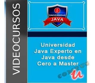 Videocurso Exclusivo Experto En Java Desde Cero A Master