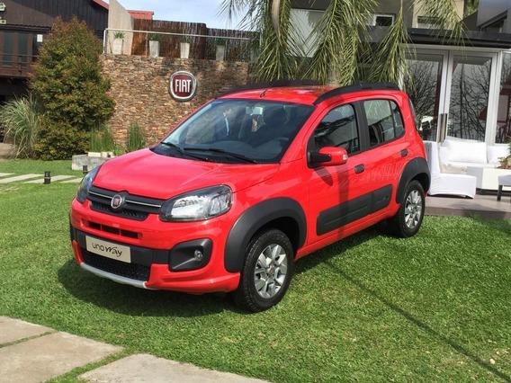 Fiat Uno Way 0km 2020 Plan Uber Cabify 65 Mil P-