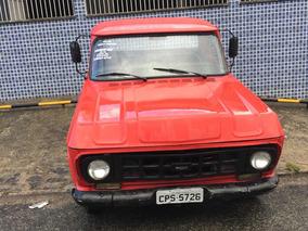 Chevrolet C10 C 10 Ano 1982 Zerada