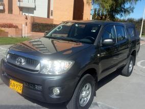 Toyota Hilux 2011 4x4 Diesel