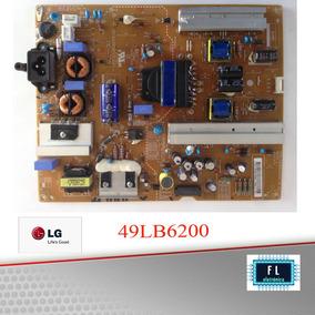 Placa Fonte Tv Lg 49lb6200; 47lb5800;6200;6500; 50lb5600