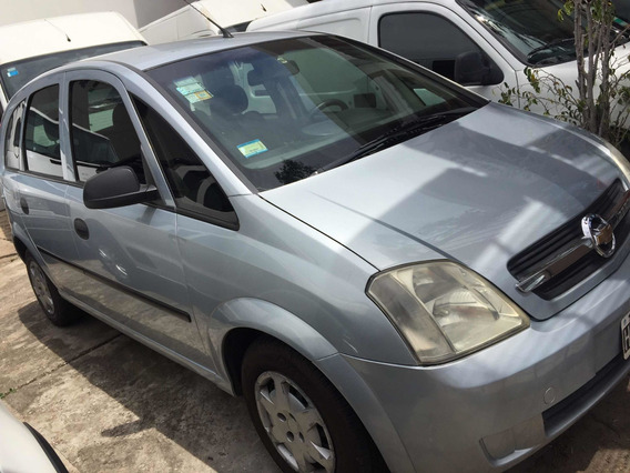 Chevrolet Meriva Gl Anticipo $180000 Y Cuotas O Permuto