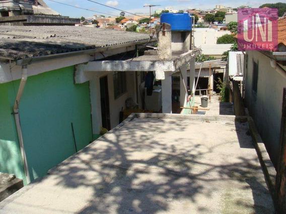Terreno Residencial À Venda, Parque Oratório, Santo André. - Te0058