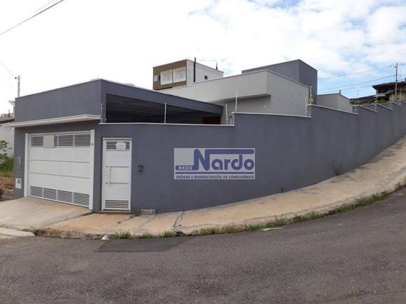 Casa Com 3 Quartos À Venda No Residencial Dos Lagos, Em Bragança Paulista Sp. - Ca0196