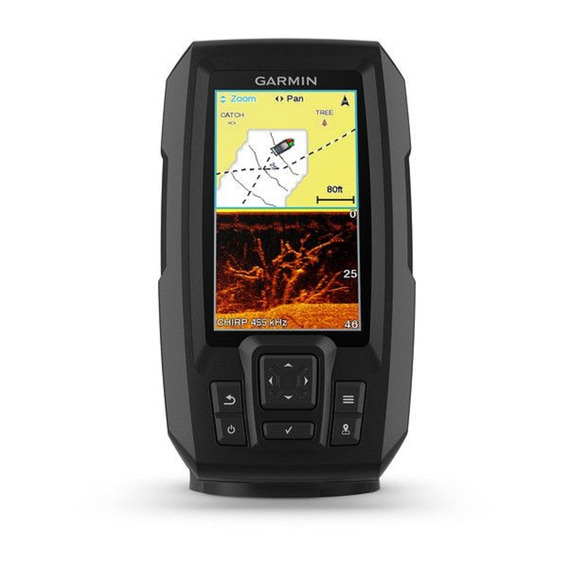Gps/sonar Garmin Striker 4cv Plus Autorizada 010-01871-03
