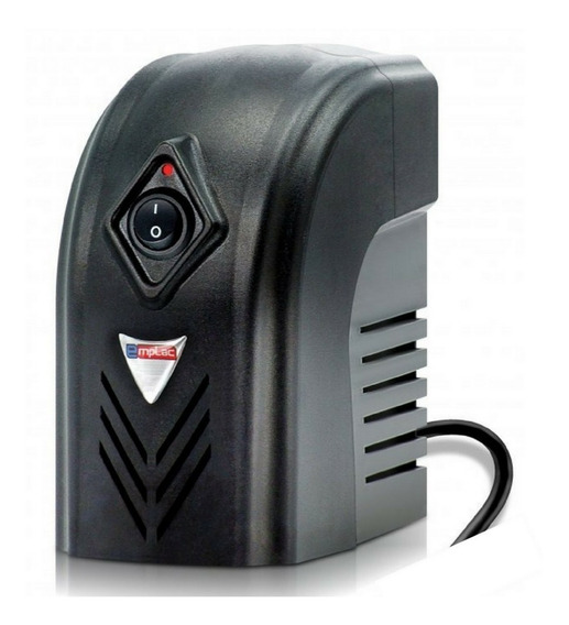Protetor Eletrônico 1000va Entrada 110v Saida 110v