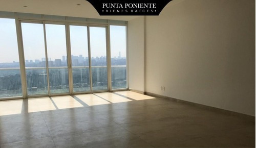 Renta Departamento En Bosque Real Towers