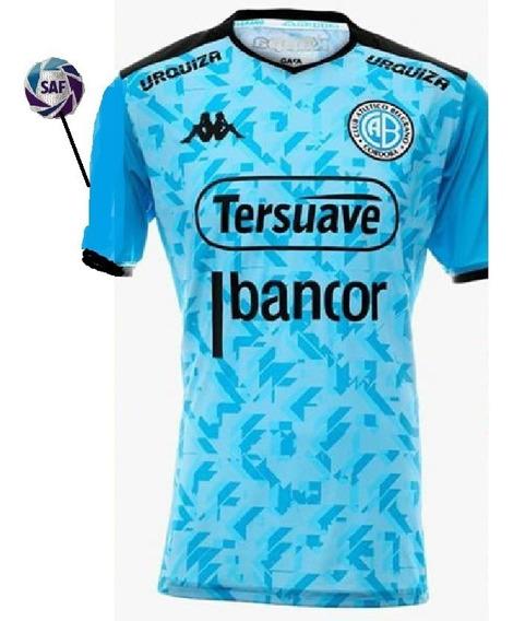 Camiseta De Belgrano De Cordoba 2020 Kappa Original +parche