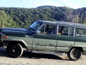 Jeep Wagoneer