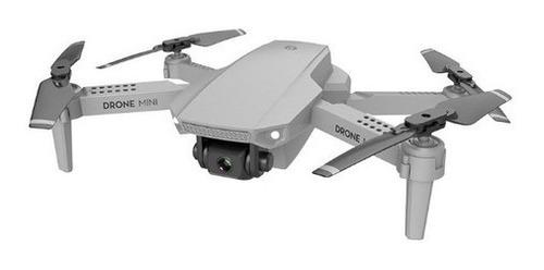 Imagen 1 de 8 de Drone E88 Con Cámara Hd Gran Angular 4k