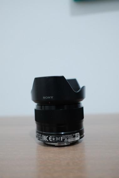 Lente Sony E 35mm F/1.8 Oss - Sel35f18