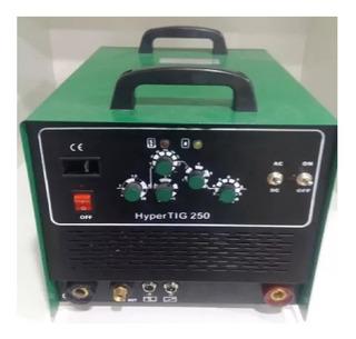Inversora De Solda Hyper Tig Ac/dc 250a 220volts Brax