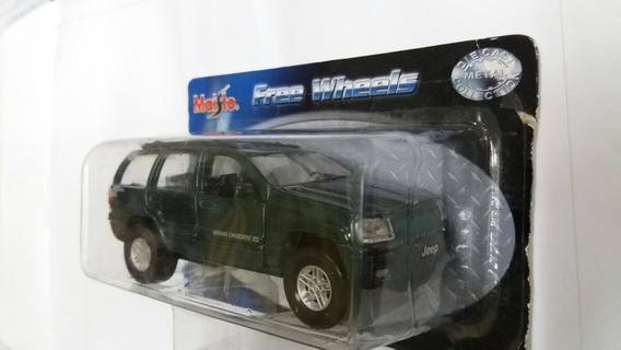 Miniatura Jeep Grand Cherokee 1:42