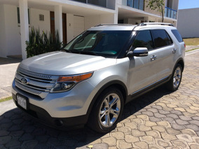 Ford Explorer Limited 4x2 2013