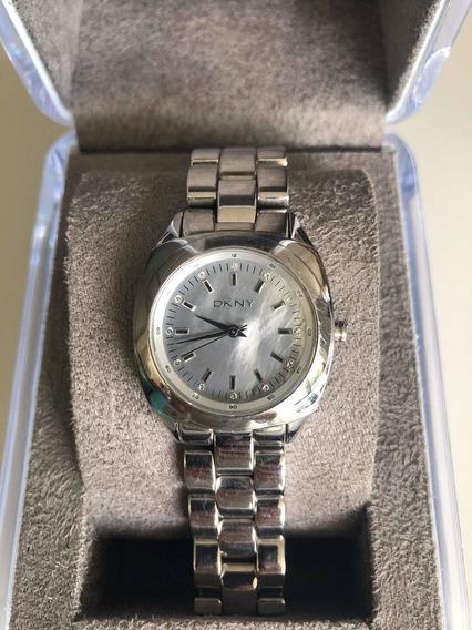 Relógio Feminino Dkny Original Ny4836 Seminovo Na Caixa