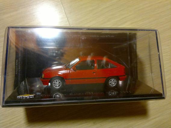 Chevrolet Kadett Hatch Sl 1.8 Escala 1:43 Ixo Com Fascículo