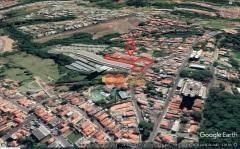 Terreno Comercial  Vila Santa Cruz - Te3268