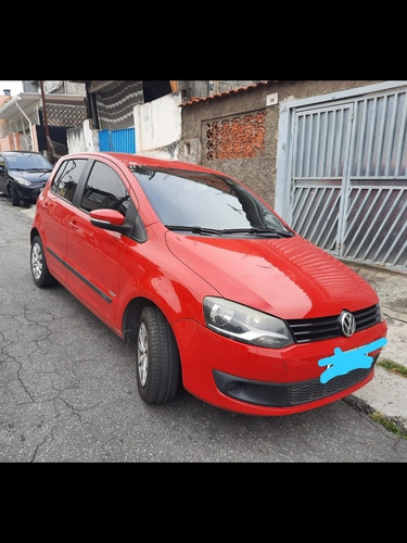 Imagem 1 de 12 de Volkswagen Fox 2013 1.0 Trend Tec Total Flex 3p