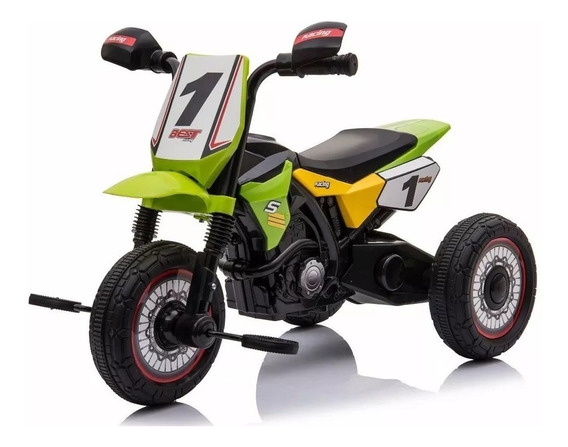 Triciclo Infantil Cross Zaki Babymovil Cuotas