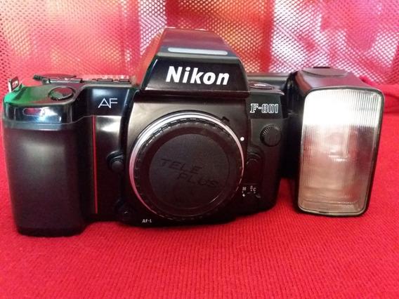 Camera Nikon F-801 (filme)