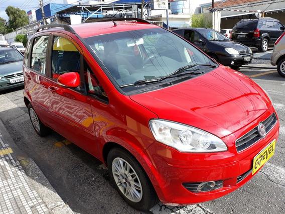 Fiat Idea Attractive 1.4 Flex Gipevel