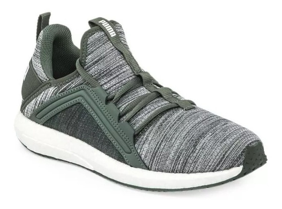 Zapatillas Puma Running Mega Nrgy Heather Knit Mujer Vs Col