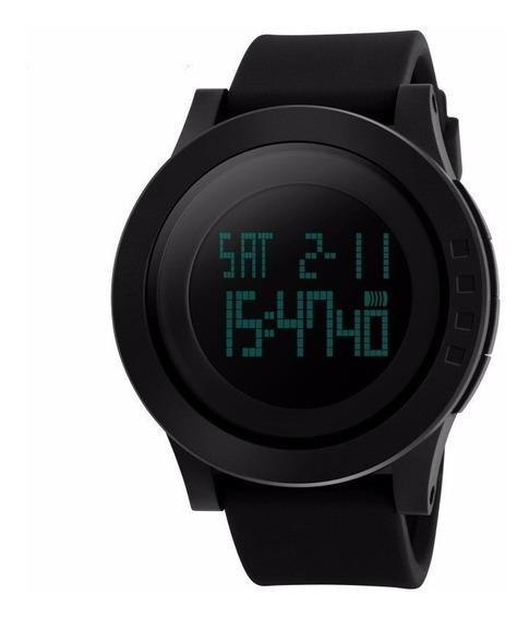 Relógio Unissex Digital Skmei 1142 Prova D