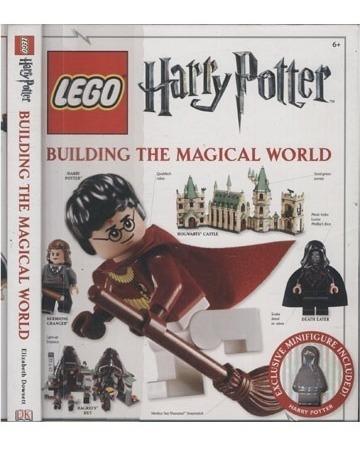 Livro Lego Harry Potter Building The Magical World