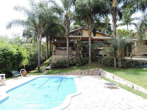 Imagem 1 de 30 de Casa Com 5 Dormitórios À Venda, 530 M² Por R$ 1.590.000,00 - Granja Viana - Carapicuíba/sp - Ca6572