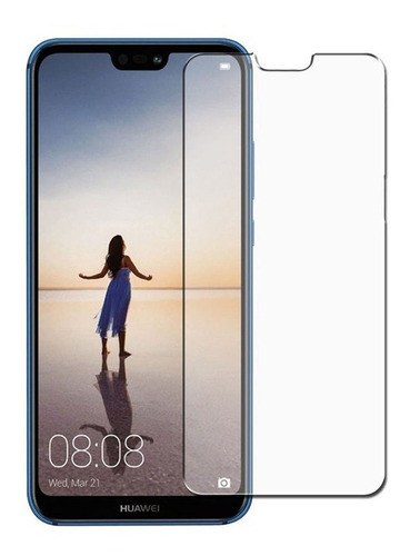 Imagen 1 de 8 de Vidrio Templado Huawei Y6 2019 Y7 2019 Y9 2019 Mate 9