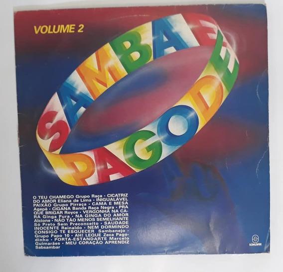 Lp Samba E Pagode Volume 2 Raça Pirraça So Preto Papo 10