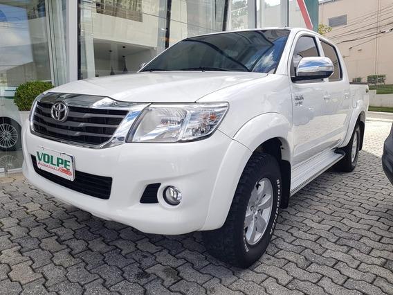 Toyota Hilux Cd 4x4 Srv 2.7 2014