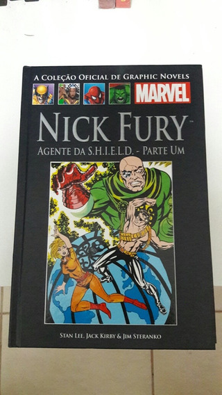 Nick Fury Agente Da Shield Volumes 1 E 2