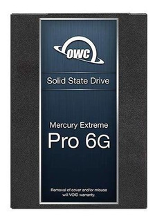 Owc 480gb Mercury Extreme Pro 6g 2.5 Pulgadas 7mm Sata 6.0gb