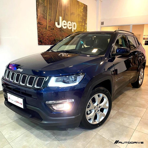 Jeep Compass Longitude  At6  4x2  My 21 H