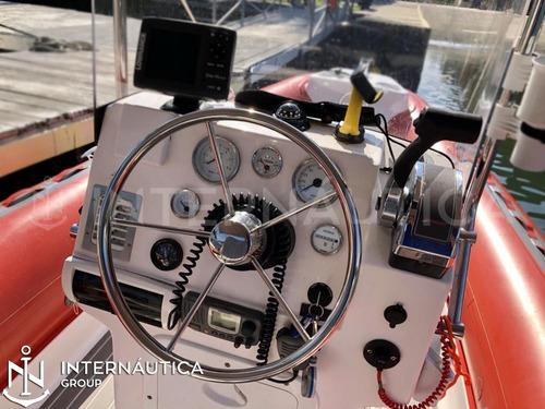 Imagem 1 de 7 de Flexboat Sr550mp 2008