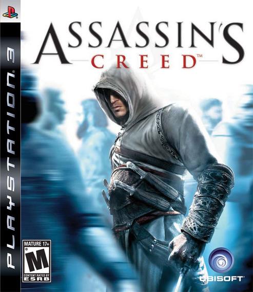 Assassins Creed 1 Ps3 Original