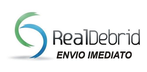 30 Dias Real-debrid ( Turbobit Mega Rapidgator Uptobox Etc )