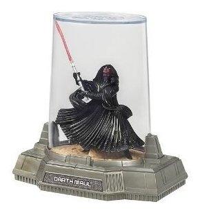 Figura Darth Maul De Star Wars Titanium Series