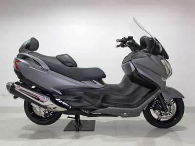 Suzuki Burgman 650 Executive 2018 Cinza