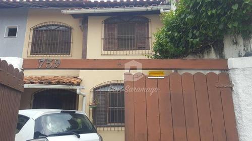 Casa Com 4 Dormitórios À Venda, 153 M² Por R$ 540.000,00 - Piratininga - Niterói/rj - Ca0095